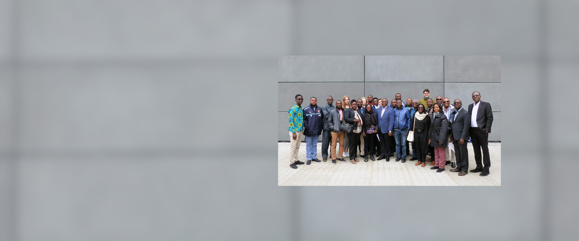 Specialist seminar for construction professionals from Ghana
